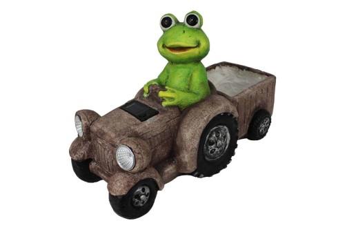 Doniczka Ogrodowa żaba